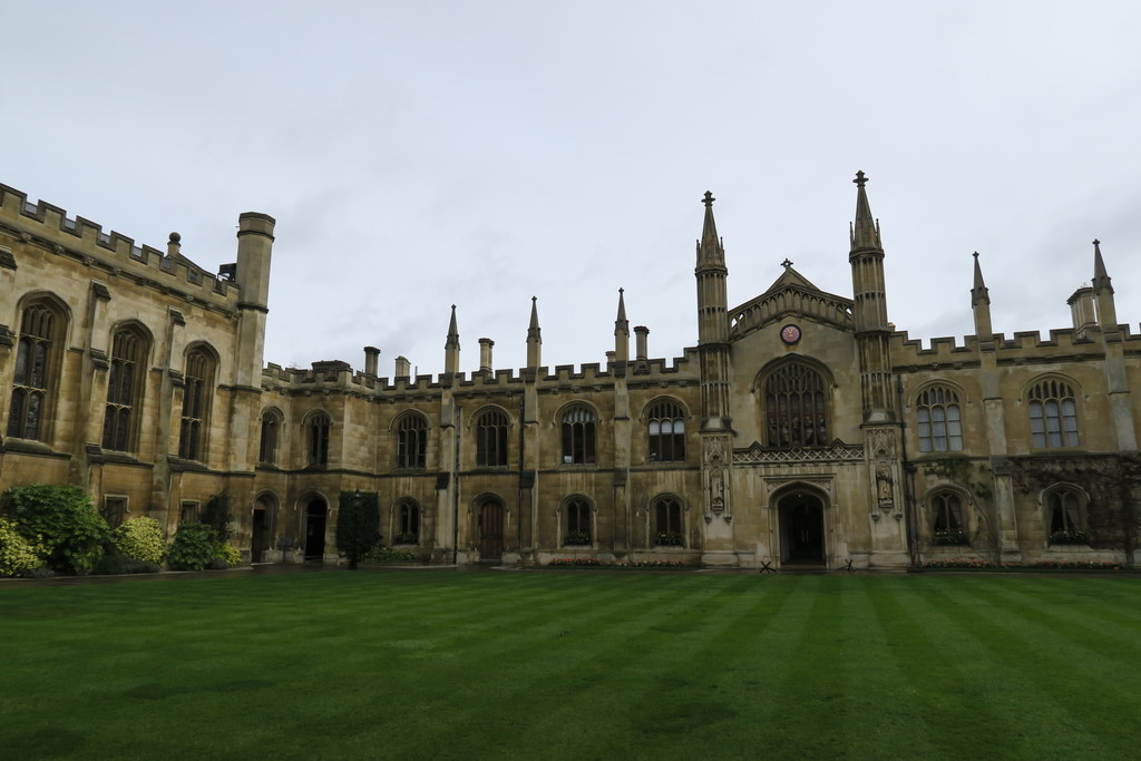 11.Corpus Christi College Cambridge
