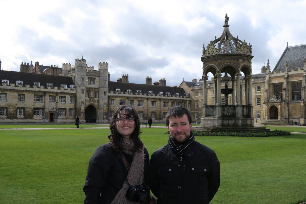 22.Trinity College Cambridge