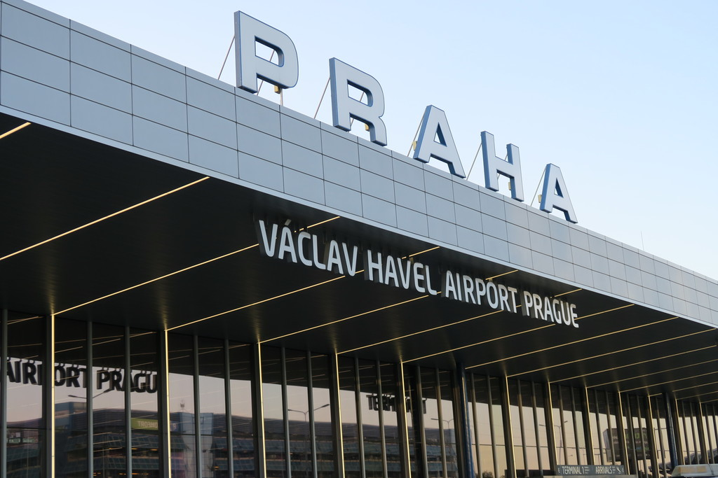 27.Aeropuerto de Praga Václav Havel Airport Prague