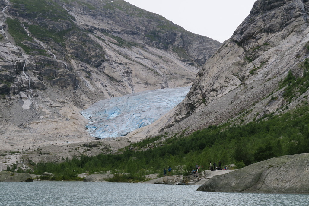 19.Glaciar Nigardsbreen