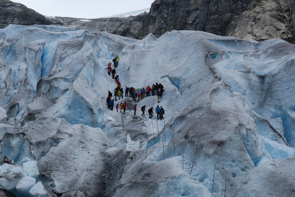 21.Glaciar Nigardsbreen