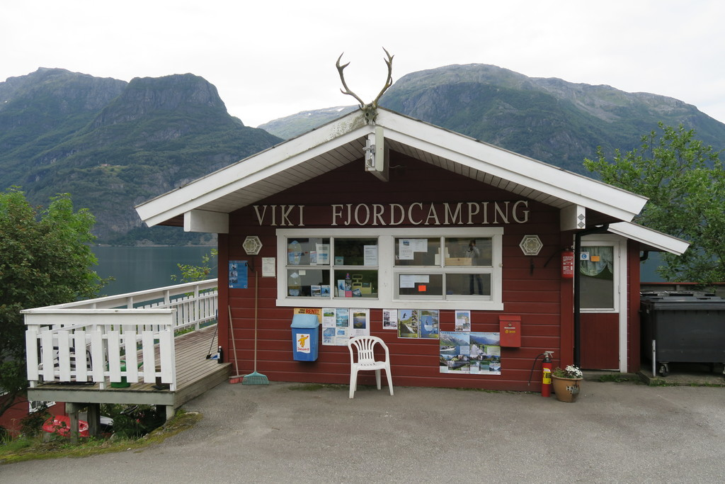33.Viki Fjordcamping and Cabins