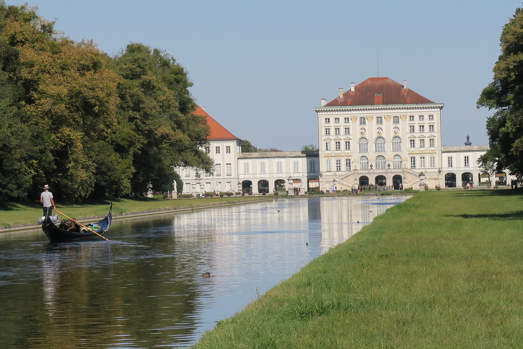 18.Palacio Nymphenburg Munich