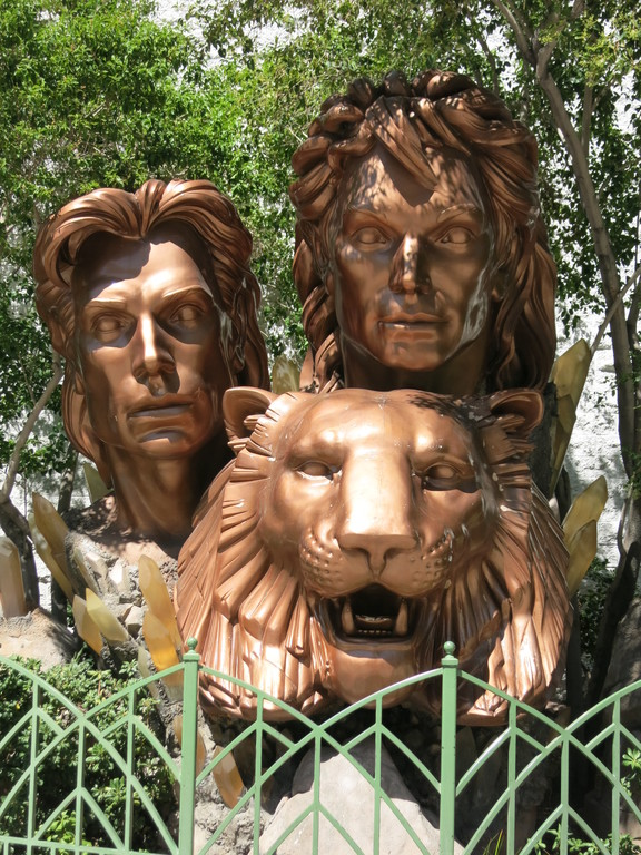Siegfried and Roy Las Vegas