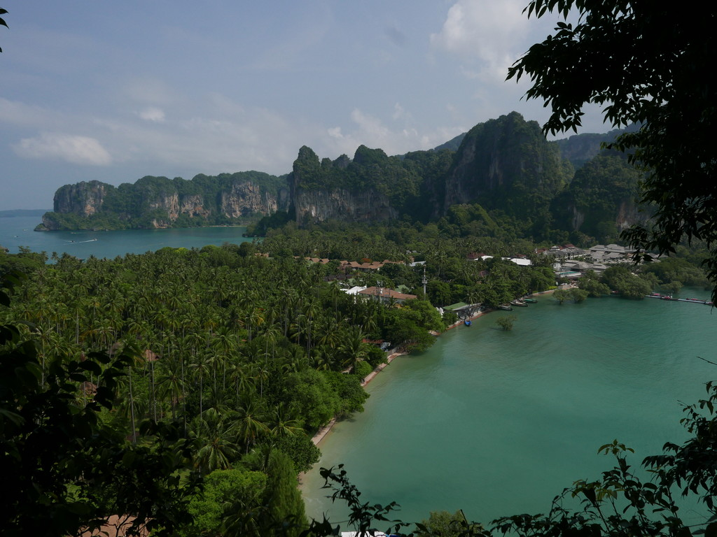 56. Playas de Thailandia. Railay 1