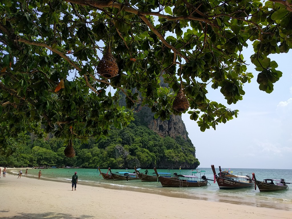 57.Playas de Thailandia. Railay 2