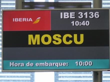 Destino Moscu
