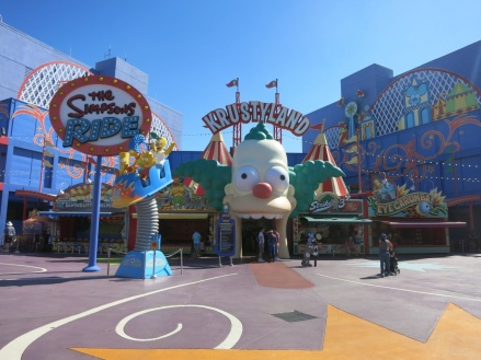 Un día en Universal Studios Hollywood