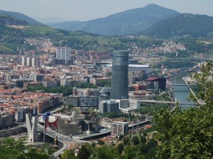 """Recorriendo el """"Nuevo"""" Bilbao"""