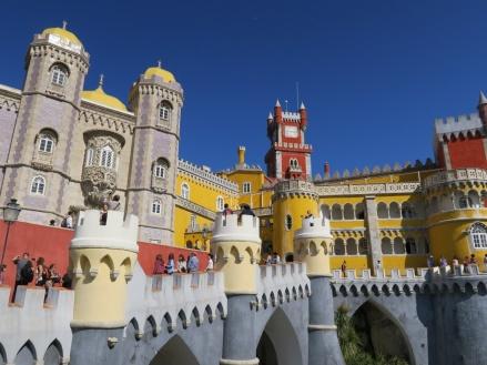palacio da pena Sintra