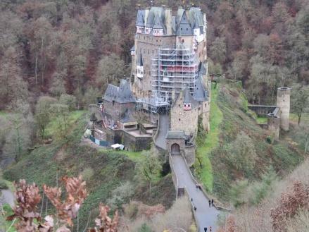 Castillos valle Mosela: Burg Eltz y Cochem