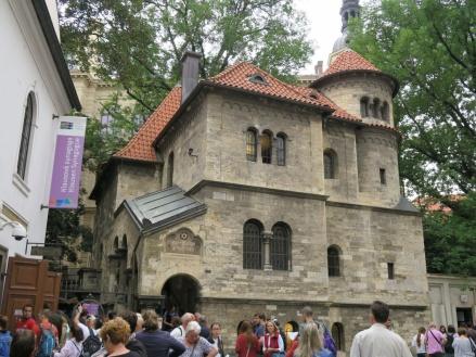 Barrio Judio de Praga