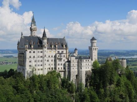 Como visitar el castillo de Neuschwanstein