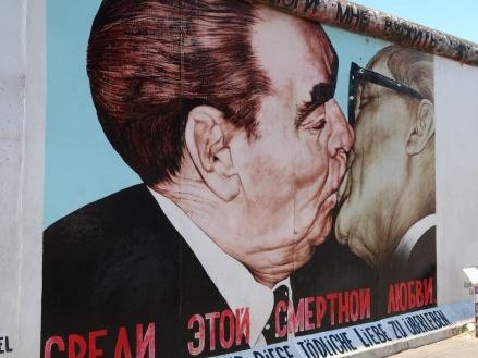Nuestra experiencia con Buendía Tours: Tour del muro de Berlin